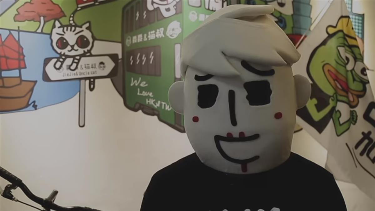 台灣大選:插畫師爵爵支持香港 在台港人看選舉