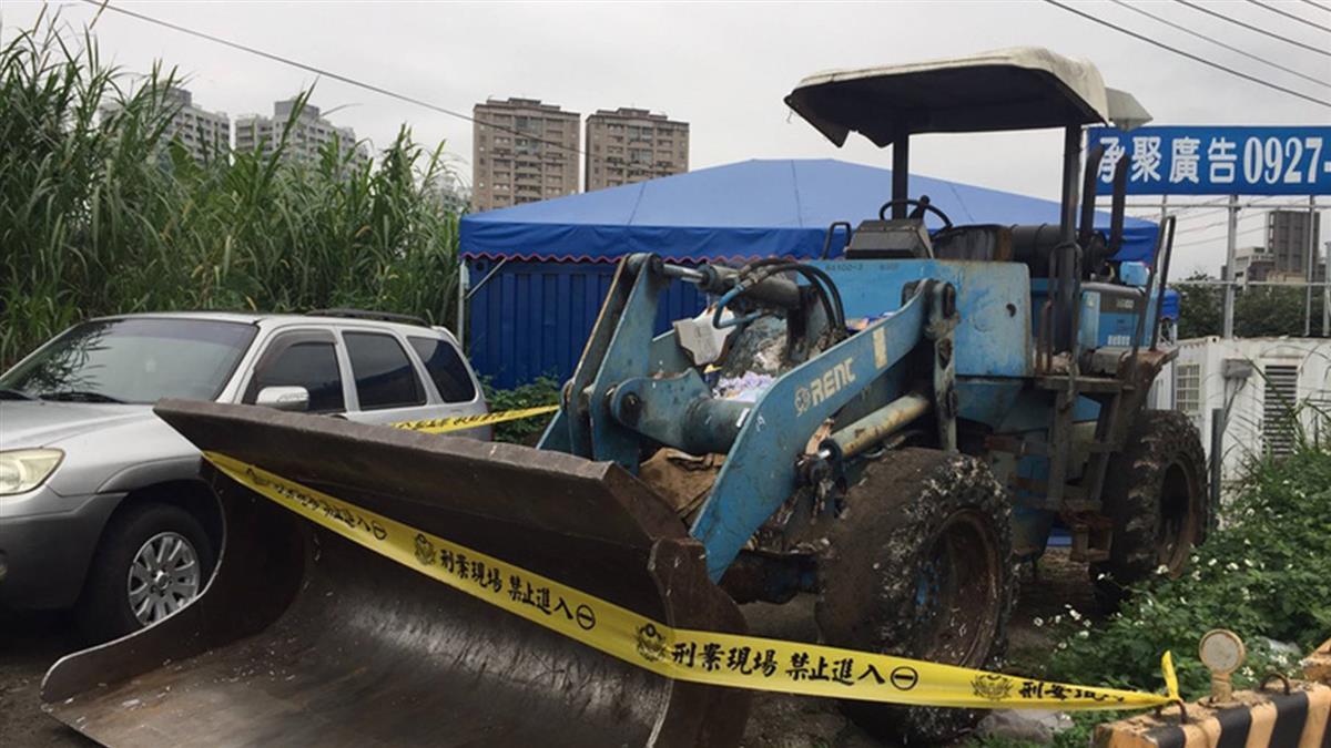 87歲老婦撿資源回收物 慘遭堆高機撞斃