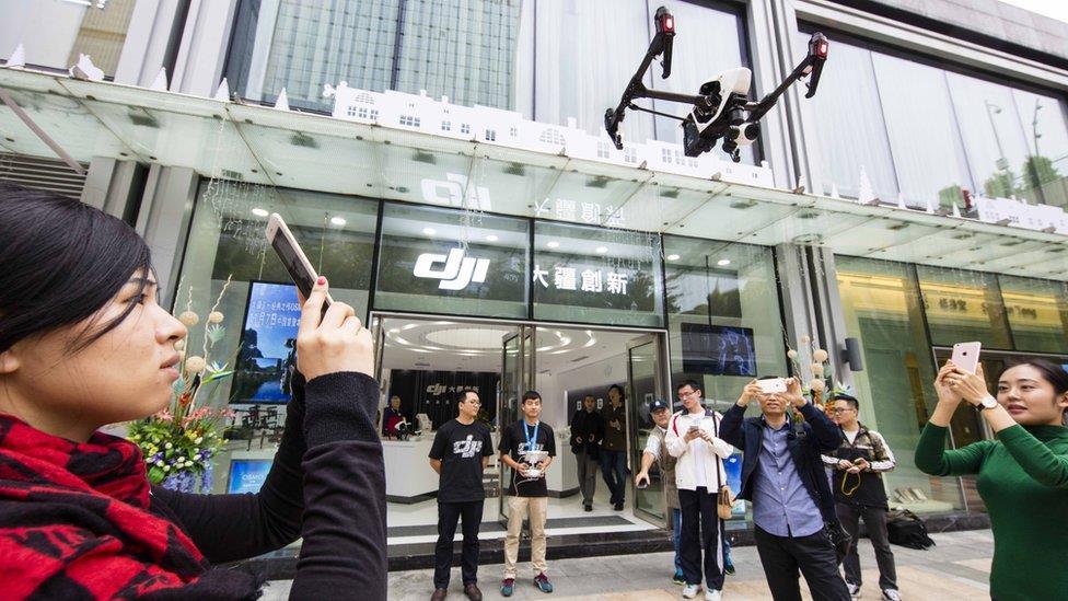中美貿易戰暫時熄火難「救」中國無人機