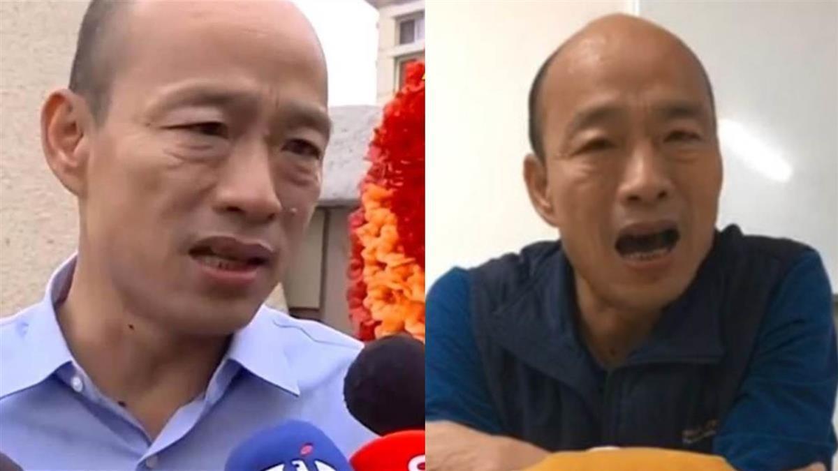 若韓國瑜選黨主席!藍議員曝罷免案超慘結局