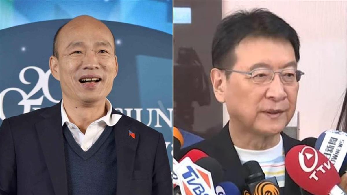 韓國瑜回高雄打拚 趙少康揭「他轉變」關鍵