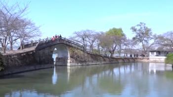 太湖明珠江南風情 無錫美景渾然天成