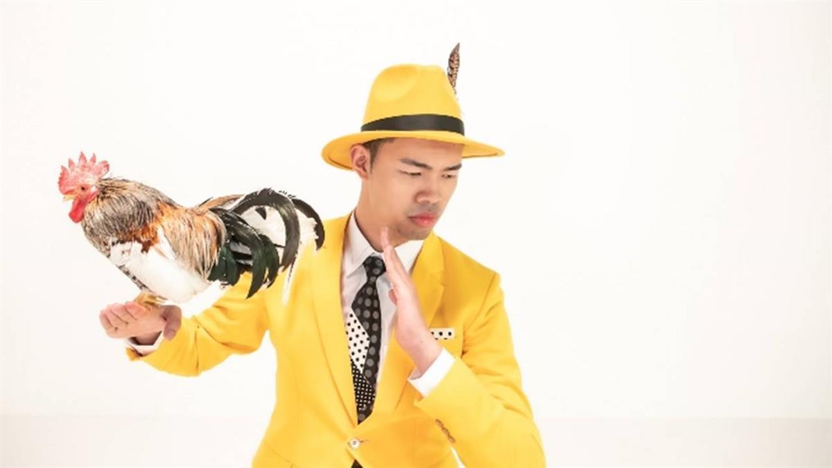 男星鼠年推《雞雞歌》 108位大牌偶像跳起來