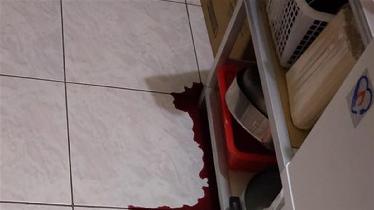 嚇!廚房一灘「暗紅水」 她開冰箱揭慘案