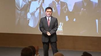參選國民黨主席 郝龍斌:盼台灣擺脫統獨勒索