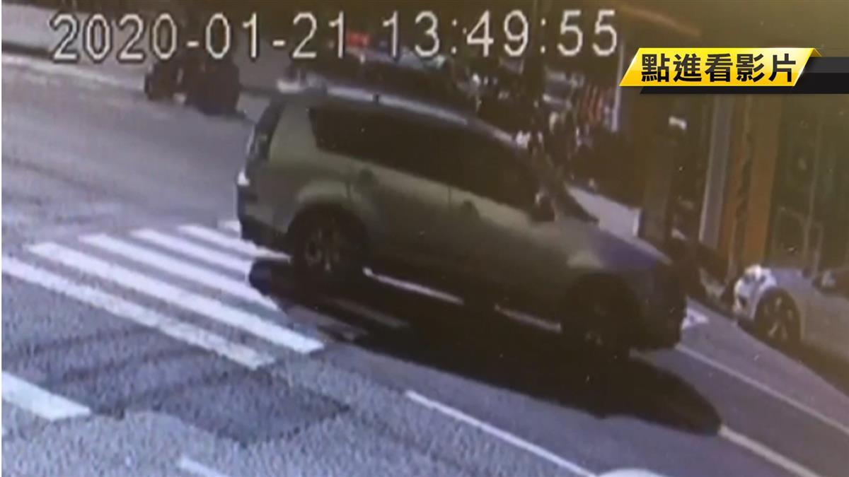 警連轟6槍! 通緝犯拒檢竟撞車逃逸