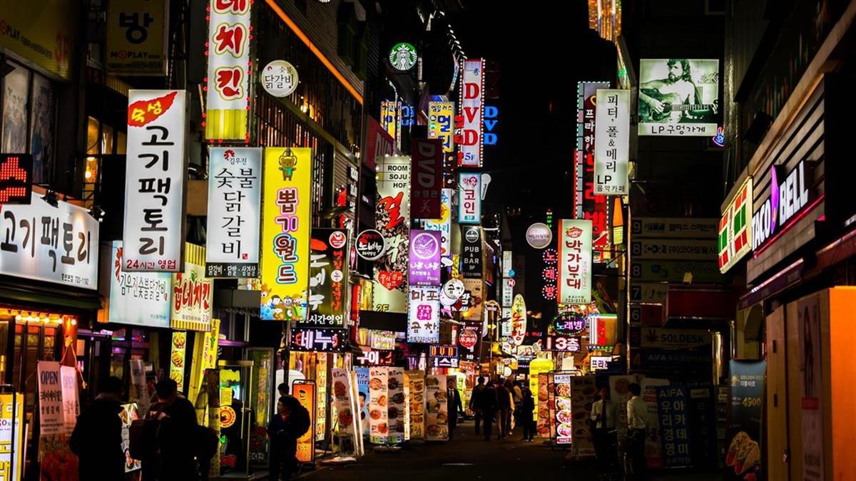 台灣人最愛旅遊國家排名出爐 南韓超越香港
