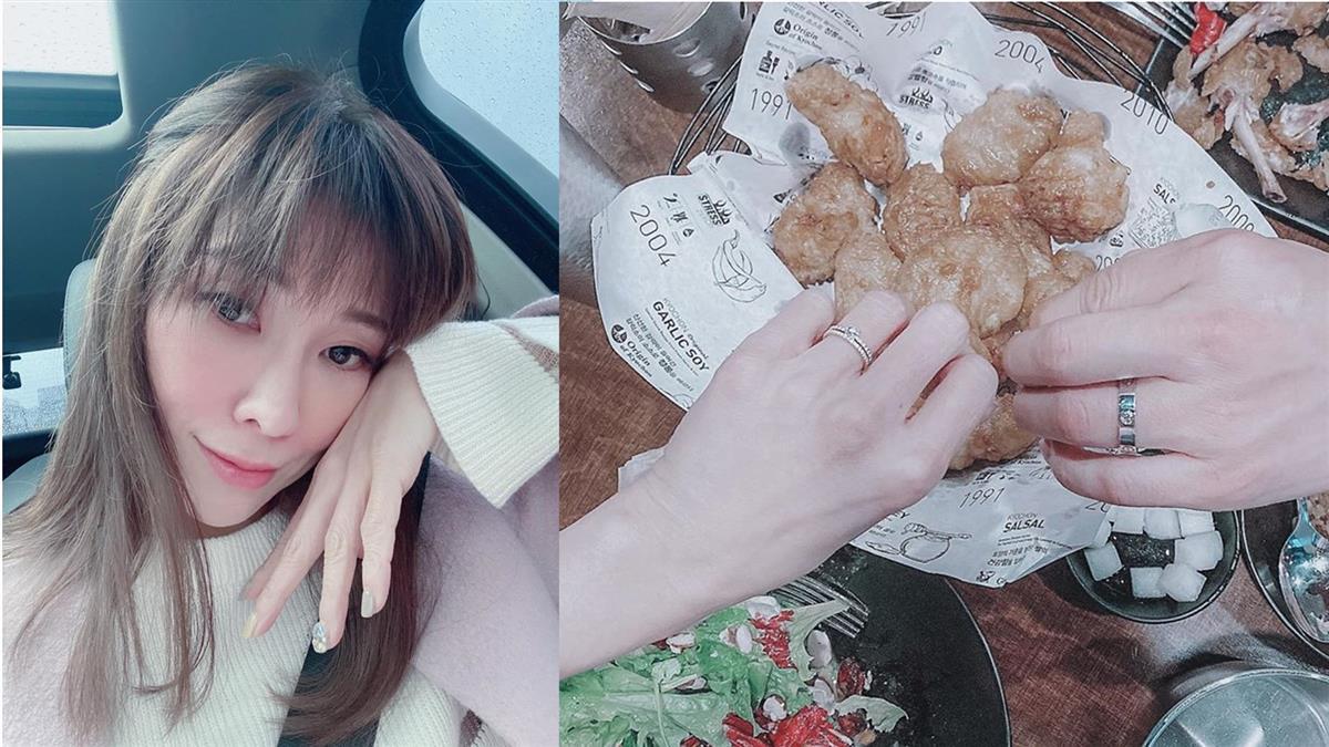 KIMIKO韓國摔傷 男友心疼落淚求婚:妳跑不掉