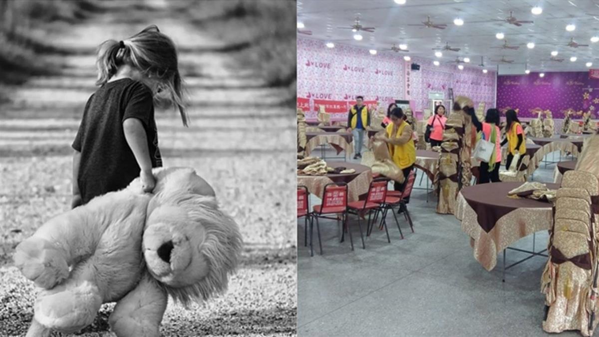 女童吃不到西瓜大哭!志工揭悲慘身世