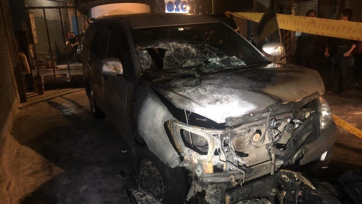 男子潑汽油再撞工廠!遭火燒60%燙傷命危