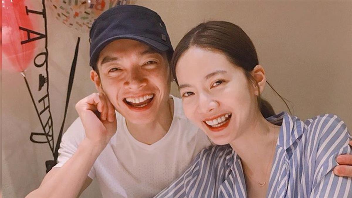 新年震撼彈!曾之喬宣布結婚:今天起是陳太太