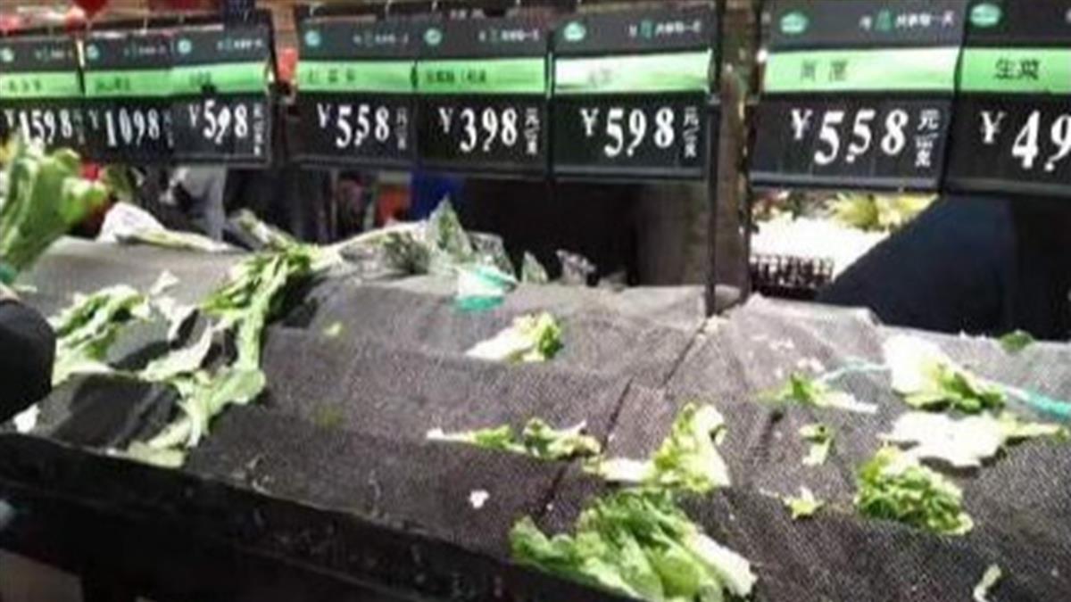 武漢封城!居民憂糧食短缺 淚崩:有如世界末日