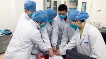 不計生死!武漢擬6天蓋新醫院 7醫簽請戰書