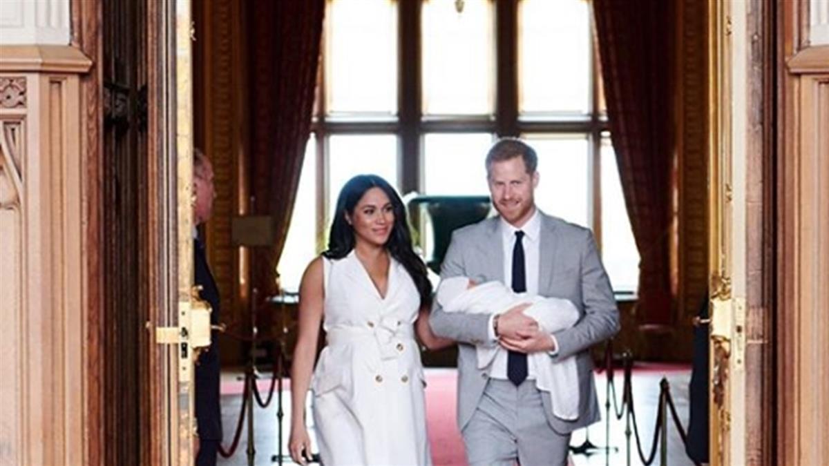 八點檔驚世媳婦?梅根狂踩王室禮儀底線