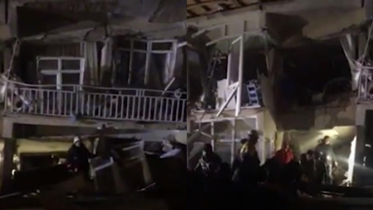 土耳其6.8強震18死、553傷!多建築嚴重倒塌