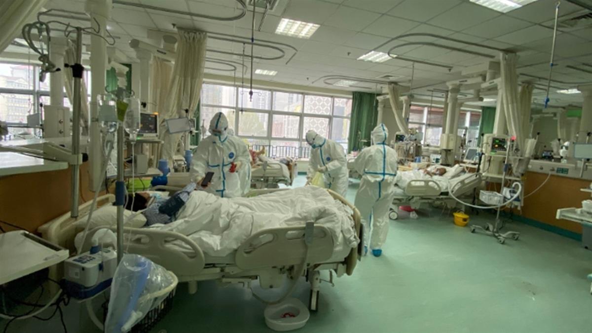 武漢肺炎延燒!北京證實:用抗愛滋藥物治療