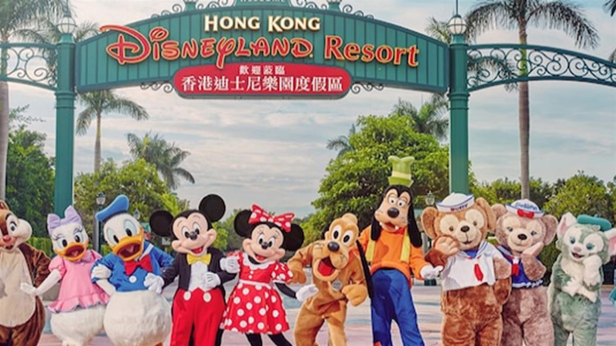 防疫作戰!香港迪士尼、海洋公園今起暫停開放