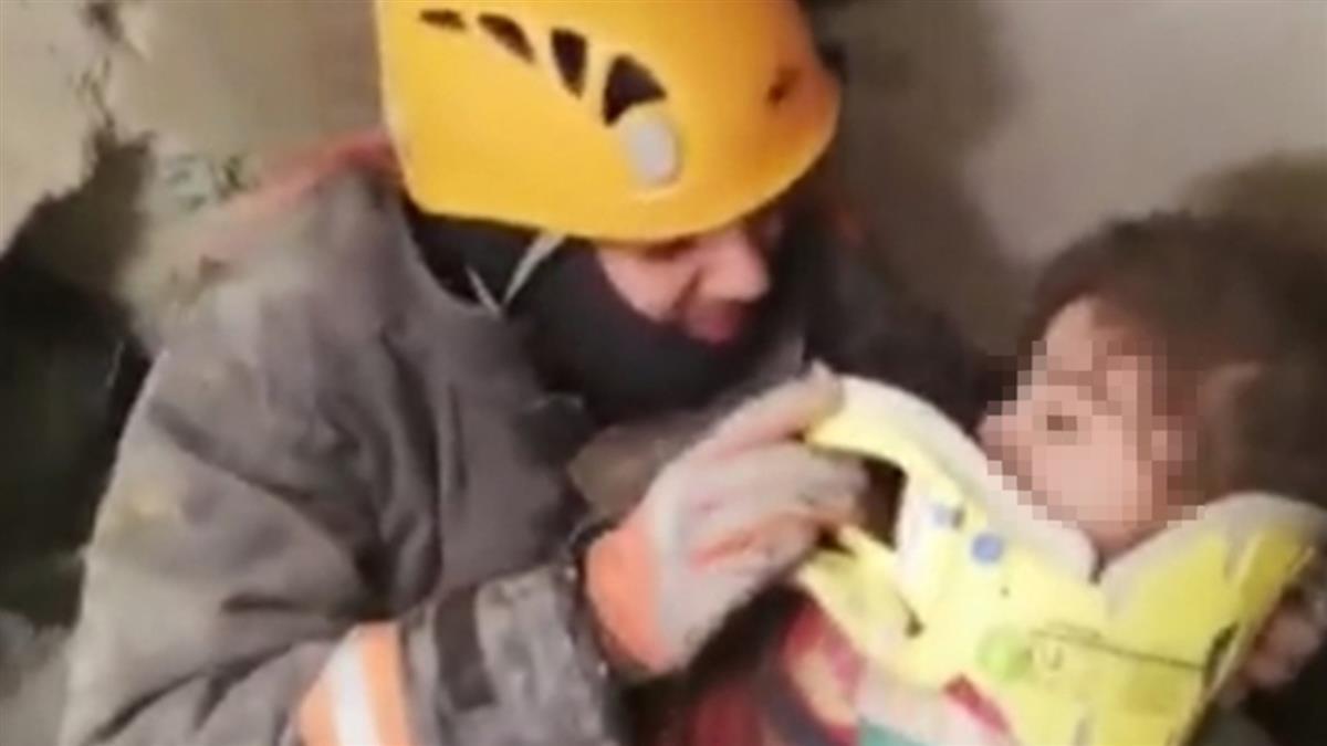 土耳其強震釀31死  消防署:搜救隊已待命