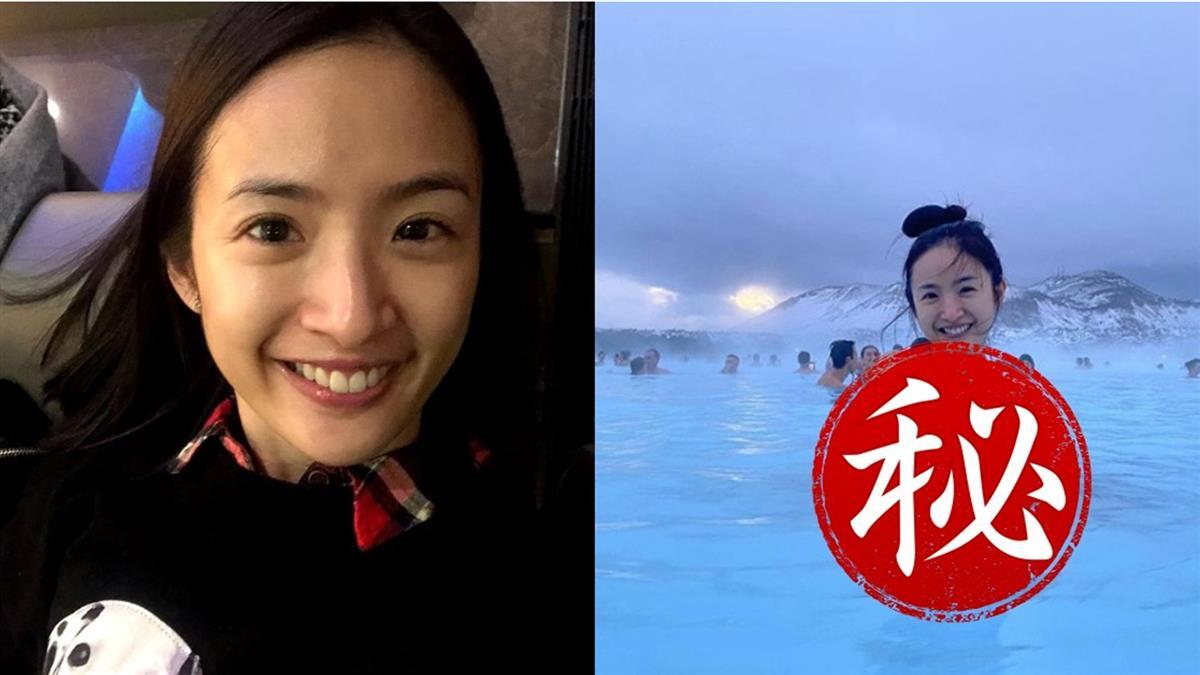 「老公視角」泳裝照曝 林依晨甜笑網讚翻