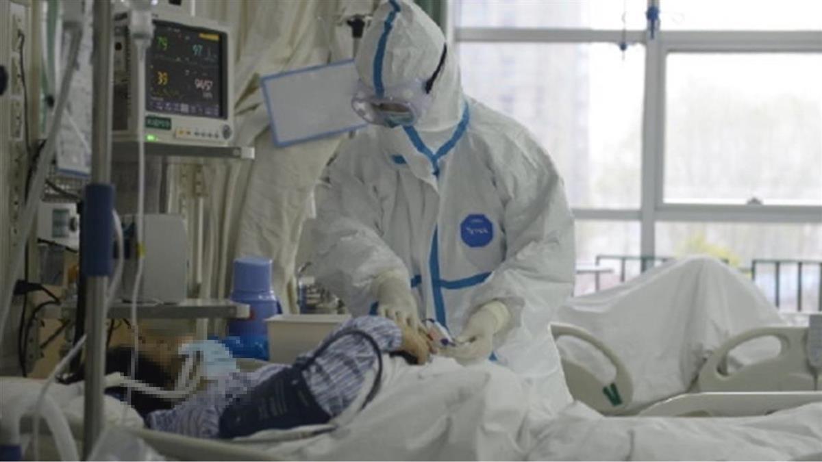 31歲孕婦患武漢肺炎!12天後肺全白病逝 夫淚崩