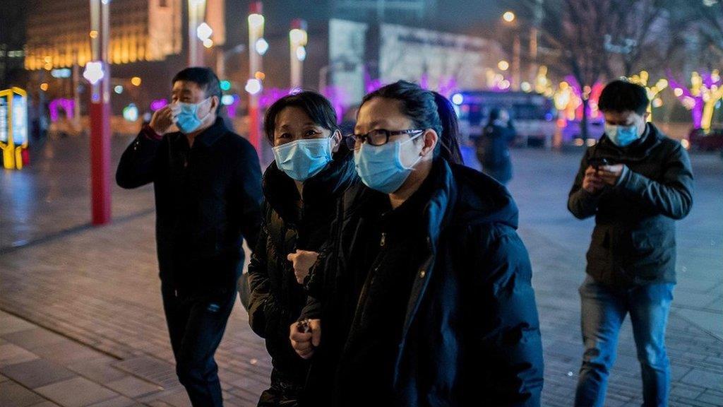 武漢肺炎:疫情從可控到失控的三十天