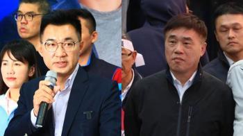 國民黨魁補選  郝龍斌江啟臣強打世代議題