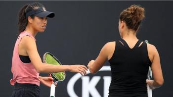 謝淑薇澳網女雙首闖決賽 詹家姊妹止步4強
