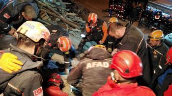 強震後捐款激增!土耳其搜救團發文感謝台灣