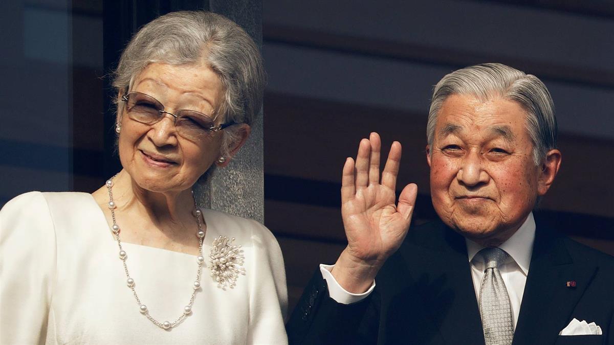 日本上皇明仁一度昏迷 已恢復意識正常進食