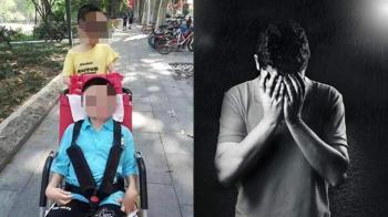 單親爸發燒被隔離 腦癱兒獨自在家6天過世