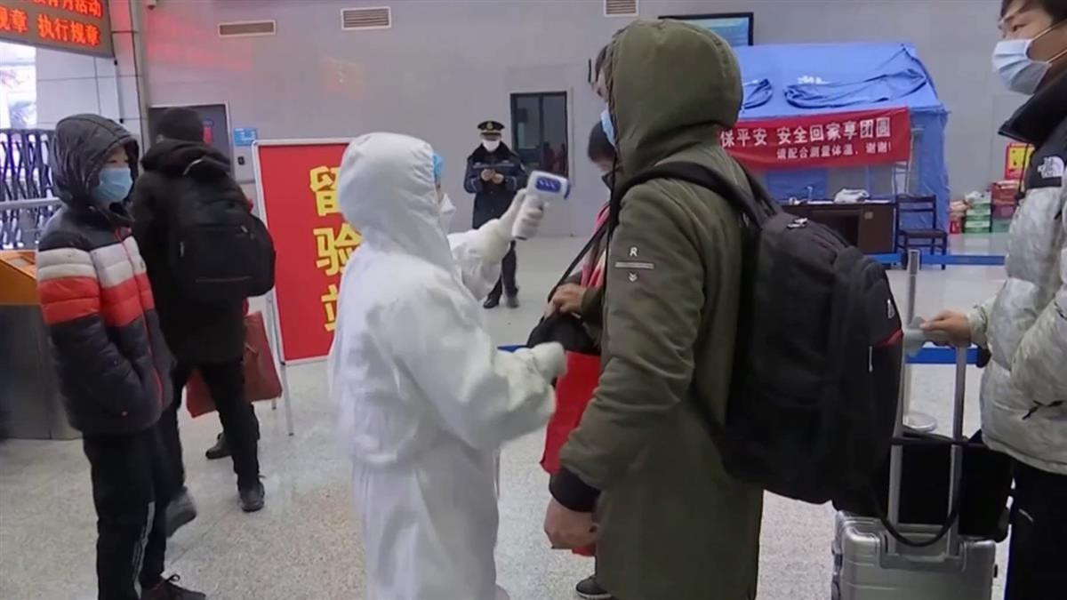 台人滯留武漢 陸委會接逾252通求援電話