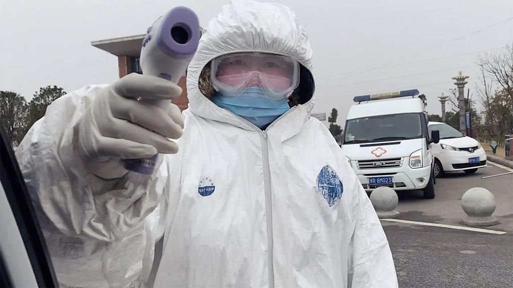 武漢肺炎:BBC記者探訪疫情籠罩下的湖北