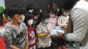 防武漢肺炎!這縣長直接送學生一盒口罩