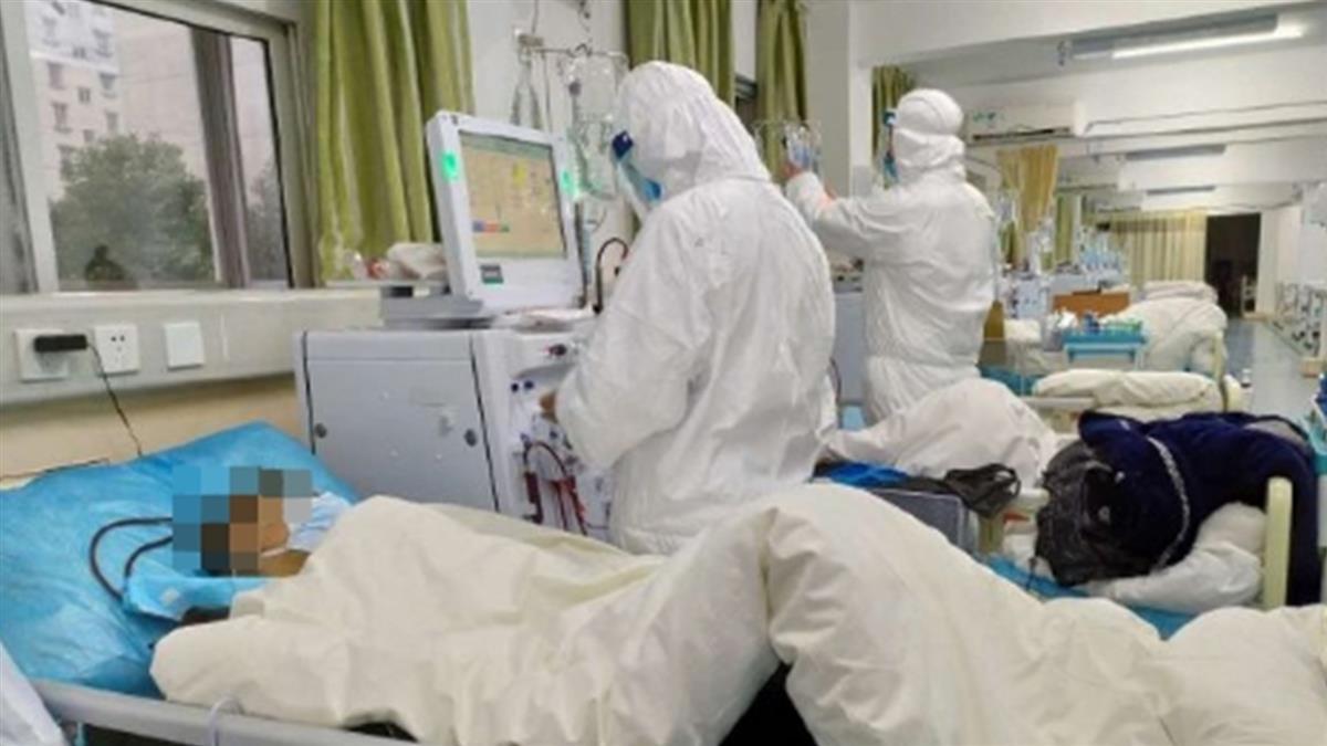 武漢肺炎易感染族群曝 前2例死亡患者都有XX
