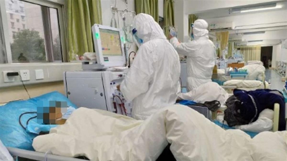 陸武漢肺炎致死率為何暴衝?專家揭關鍵