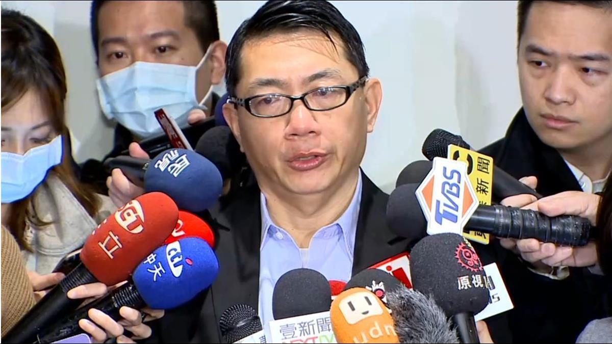 國民黨切割徐正文 羅智強再開砲:請他閉嘴