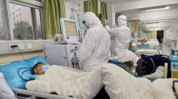 武漢肺炎史上最毒!哈佛專家預測再1個月達高峰