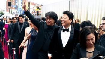 亞洲第二人 《寄生上流》奉俊昊奪奧斯卡最佳導演