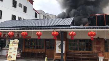 快訊/花蓮佳興冰果室竄大火 已知7人受傷送醫
