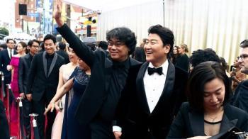 《寄生上流》贏得最佳影片獎 改寫奧斯卡史