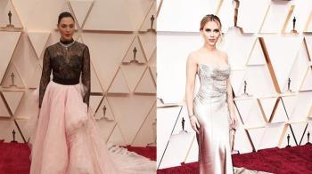 第92屆奧斯卡紅毯焦點 好萊塢大明星最帥與最美