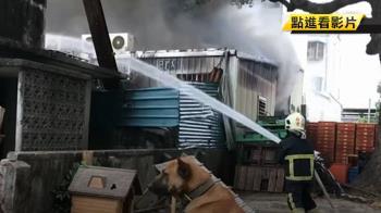 花蓮老店「佳興冰果室」慘遭祝融!5人燒燙傷送醫