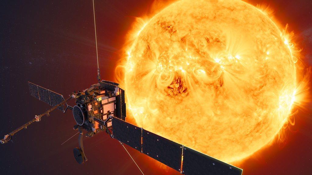 太陽軌道飛行器:歐洲與美國攜手揭開生命之源面紗
