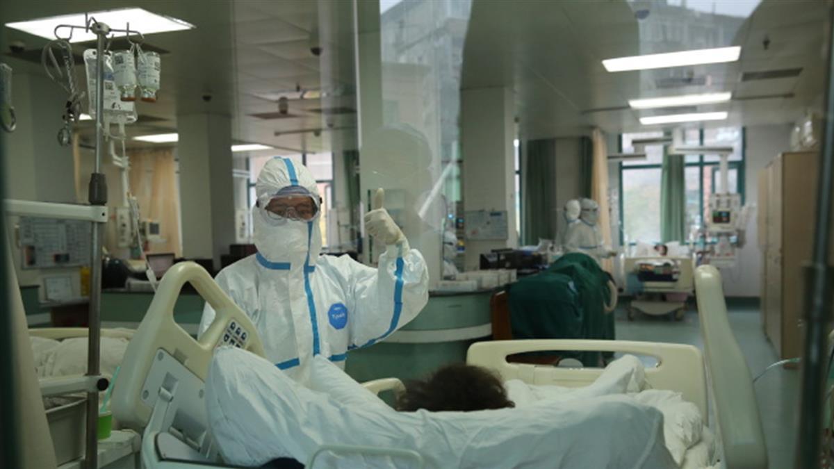 17天無症狀!60歲男確診武漢肺炎 已接觸14人
