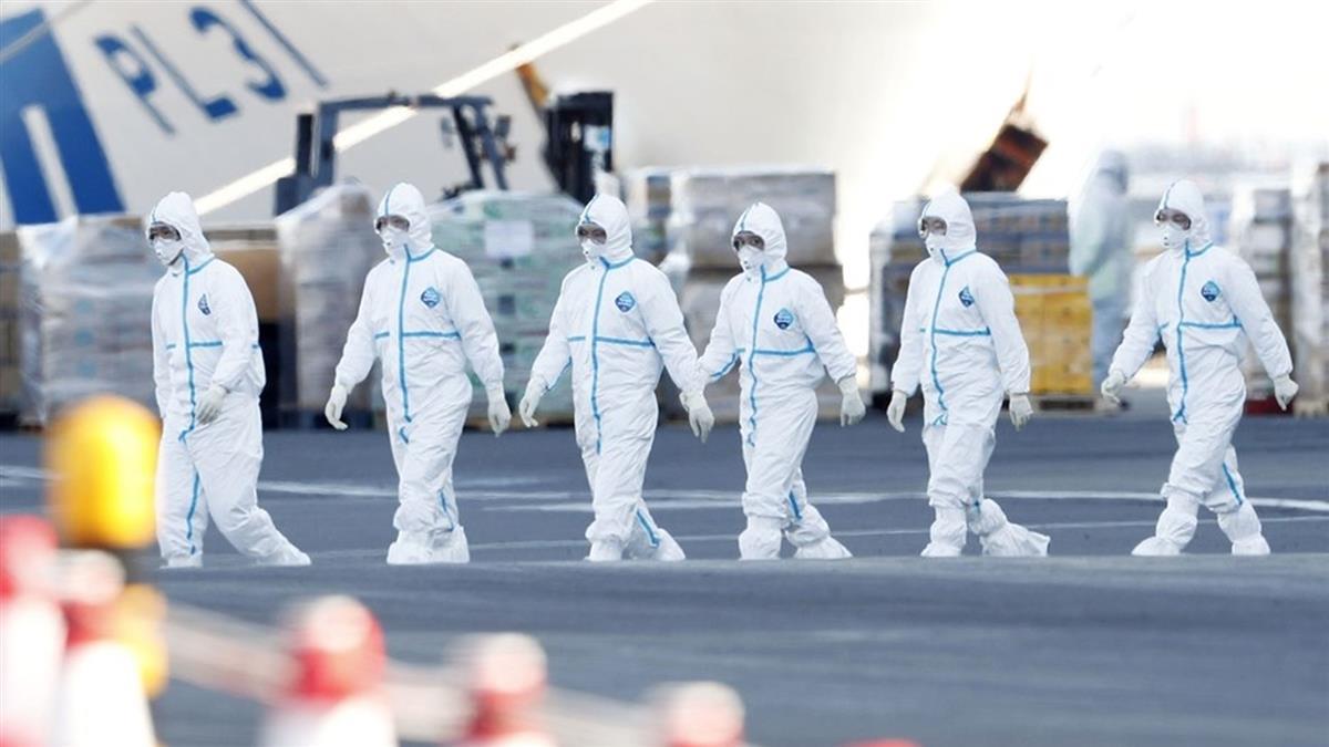 一夜暴增!鑽石公主號135人感染 日本今將登船
