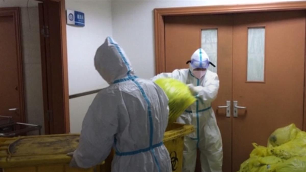 武漢恐有50萬人染病 英專家曝疫情高峰時間點