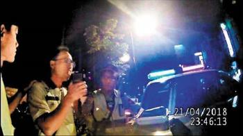 警察酒駕2年升官惹議 警政署註銷人事令