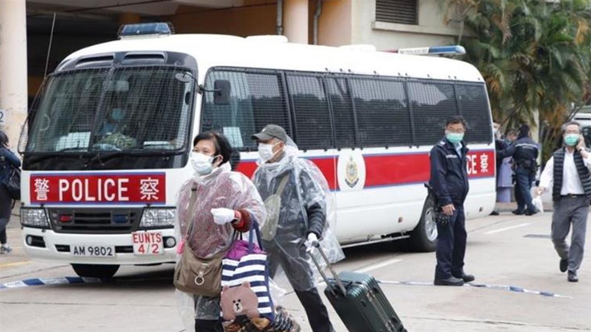香港一公屋疑爆武漢肺炎群聚感染 可能糞管傳播