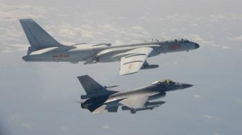共機二度擾台 美國務院籲北京停止脅迫台灣
