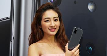 三星旗艦新機 Galaxy S20 / S20+ / S20 Ultra 台灣亮相!摺疊手機 Galaxy Z Flip 同步發表